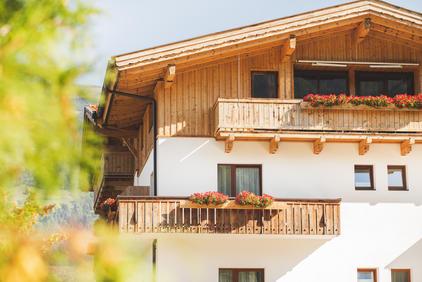 Der Dolomitenhof Tristach im Sommer