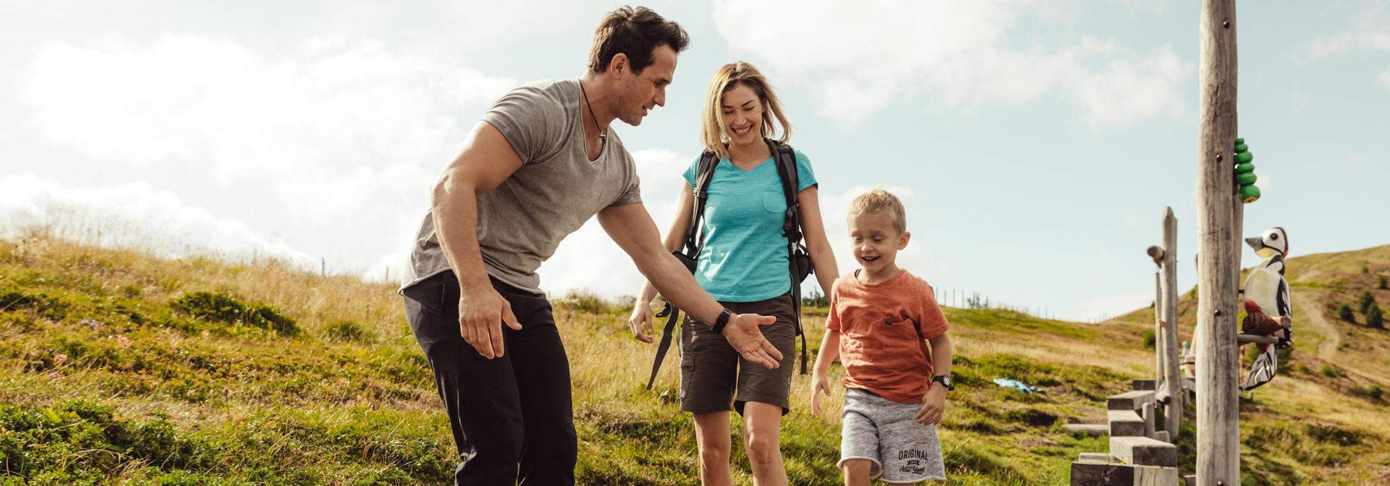 Familienwanderung Golzentipp Kindermeile   © TVB Osttirol / Attic Film GmbH