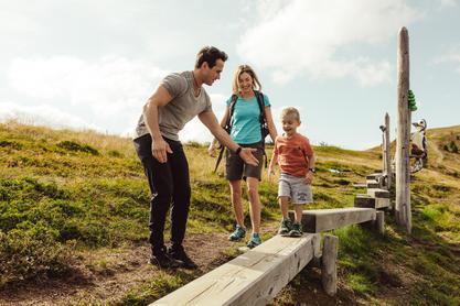 Familienwanderung Golzentipp Kindermeile | © TVB Osttirol / Attic Film GmbH