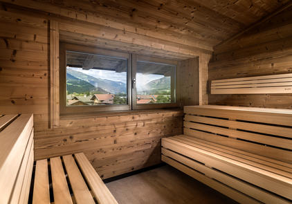 Saunarium - Der Dolomitenhof Tristach