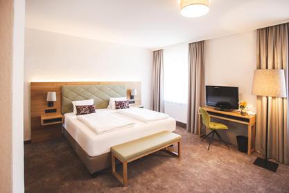 Superior Doppelzimmer im Dolomitenhof Tristach