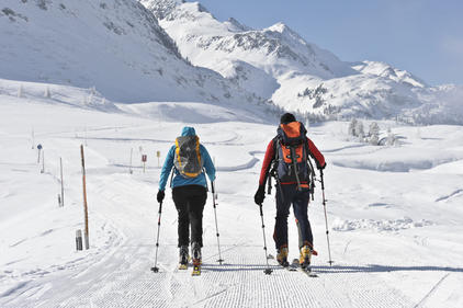 Skitour Defereggental | © TVB Osttirol / Blaha
