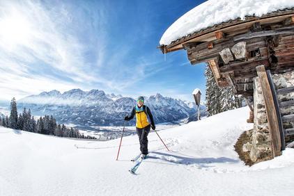 Skitour Lienz Winter | © TVB Osttirol / Seebacher Willi
