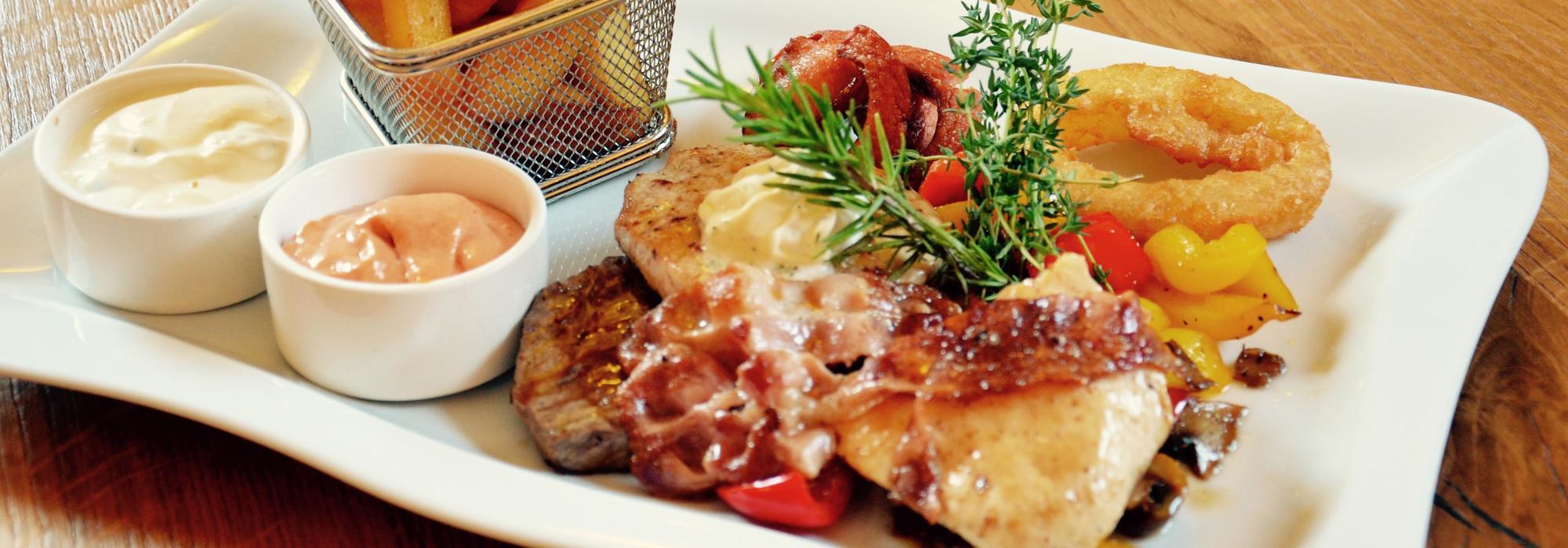 Restaurant im Dolomitenhof
