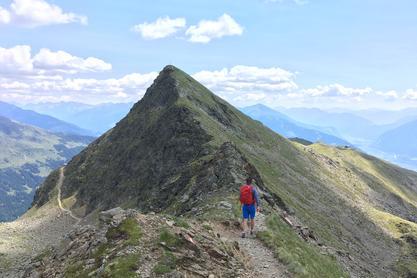 Lienzer Höhenweg | © TVB Osttirol / Haselsteiner