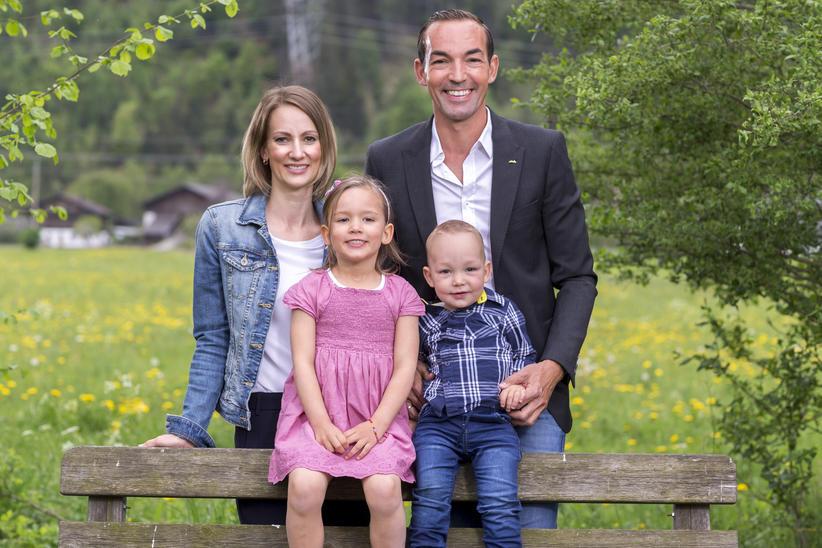 The host - the Winkler family - the Dolomitenhof in Tristach