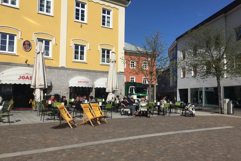 Lienz Innenstadt | © TVB Osttirol / Haselsteiner