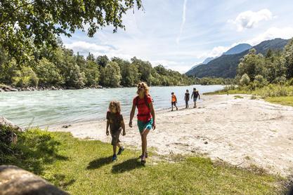 Iseltrail | © TVB Osttirol / Waldner Ramona