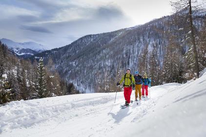 Skitour Villgratental | © TVB Osttirol / W9 STUDIOS OG