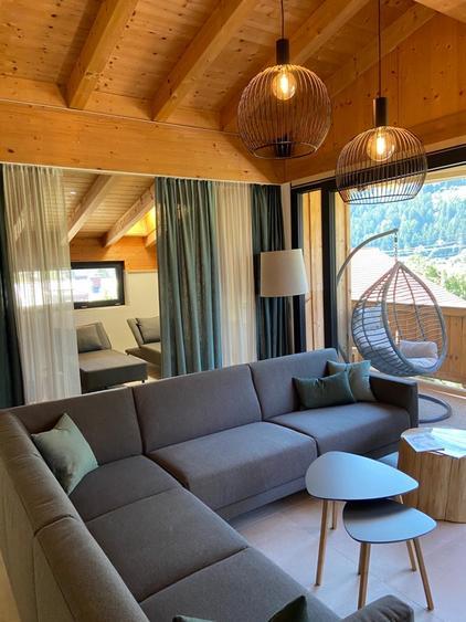 Wellnessbereich - Der Dolomitenhof Tristach