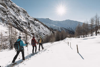 Nature Watch, Kals | © TVB Osttirol / Maybach Robert