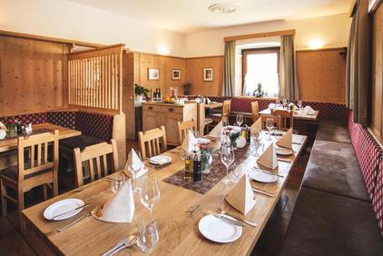 Lounge in the Dolomitenhof