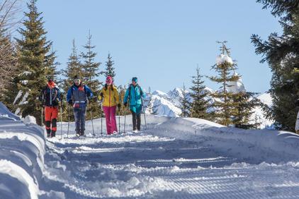 Winterwandern Kartitsch   © TVB Osttirol / Berg im Bild OG
